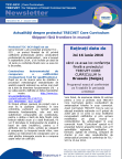 TCC-SCV Newsletter no3 in Romanian