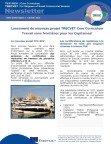 TCC-SCV Newsletter No1 in French